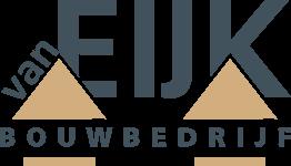 Bouwbedrijf van Eijk BV